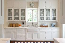 Glass Inserts For Kitchen Cabinets by Kitchen Wall Cabinets With Glass Inserts Frosted Glass Kitchen