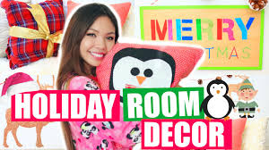 Diy Christmas Decorations For Your Room Easy Diy Holiday Room Decor Ideas Christmas 2015 Youtube