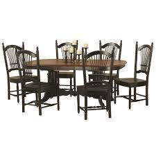 loon peak extendable dining table loon peak banksville extendable dining table walmart com