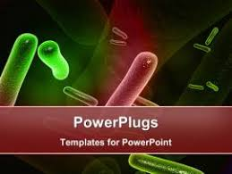 free templates for powerpoint bacteria bacteria cell and microscope backgrounds for powerpoint templates