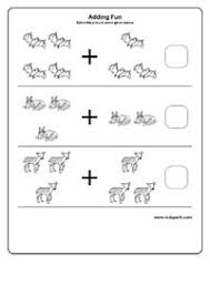 adding fun worksheets kindergarten addition addition for kids