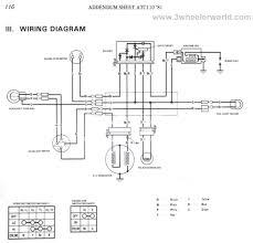 atv wiring diagram further chinese 4 wheeler ignition wiring