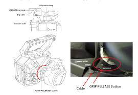 panasonic updates au eva1 grip design for better performance