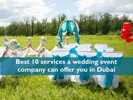 lexus service sharjah 10 best services a wedding event company can offer you in dubai