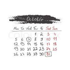 57 best october 2015 calendar images on pinterest 2015 calendar