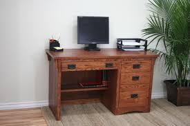 Computer Desk Drawers O M642 Mission Oak 50