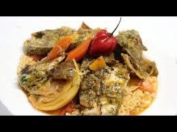 cuisiner le merou recette africaine le tieb facile cuisinerapide 600 g de merou