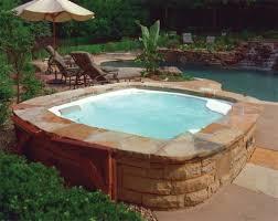 backyard spa designs 1000 ideas about backyard tubs on