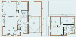 plan maison en l 4 chambres plan de maison moderne 4 chambres inspirational plan maison neuve