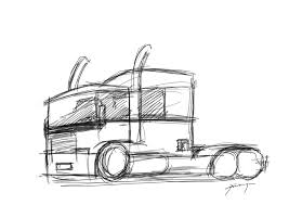 picture peterbilt coloring pages 13 in free colouring pages with