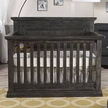 grey baby cribs not a peep crib bedding vintage look bedroom