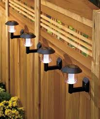 best 25 fence lighting ideas on fence decorations