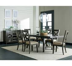 Dining Room Chairs Dallas by Dallas Grey 5pc Casual Dining Set Badcock U0026more