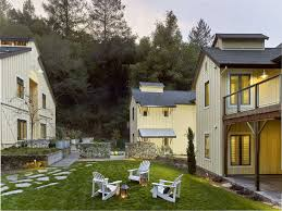 laid back luxury at sonoma u0027s farmhouse inn sfgate