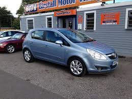 used vauxhall corsa design 2008 cars for sale motors co uk