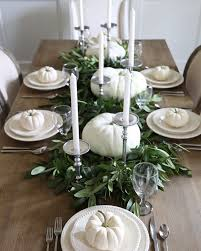 Fall Dining Room Table Decorating Ideas Best 25 Fall Table Ideas On Pinterest Pumpkin Table Decorations