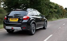 Subaru Xv Crosstrek Interior Subaru Xv Crosstrek Roomy Versatile Interior U2013 Drive Safe And Fast