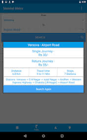 Metro Time Table Mumbai Metro Timetable Android Apps On Google Play