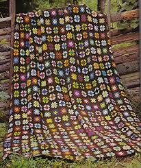 free pattern granny square afghan crochet a floral granny square afghan free crochet afghan granny