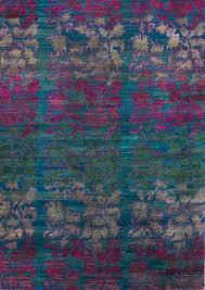 Aqua Silk Rugs Eco Friendly Sari Silk Rugs Our Blog Matt Camron Rugs U0026 Tapestries