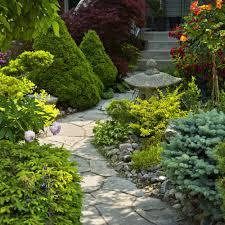 Dalle En Bois Pour Jardin by Choisir Des Dalles De Jardin Marie Claire