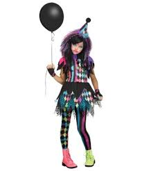 Kids Halloween Clown Costumes Witty Clown Costumes Kids Funny Halloween Costumes Boys