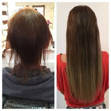 hair extensions for short hair before and after hair extensions for short thin hair before and after pics before