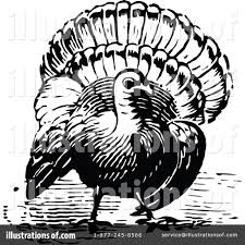 turkey bird clipart 1115772 illustration by prawny vintage