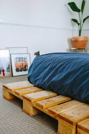 Headboard Made From Pallets Bedrooms Sensational Pallet Outside Furniture Pallet Decor Ideas