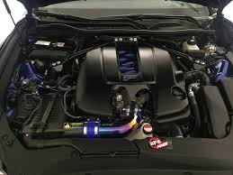 custom lexus rc f had a custom intake fabricated for my rcf clublexus lexus