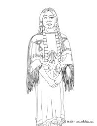 indian horse coloring sheets native americans or indians