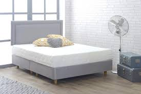 Shallow Universal Divan Base With Chrome Legs Bedworld At