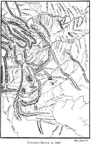 Washington Township Map In Eau by Yellowstone National Park By Hiram Martin Chittenden A Project