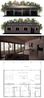 two bedroom home 34 best two bedroom house plans images on small houses