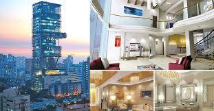 mukesh ambani home interior mind blowing facts about mukesh ambani s billion dollar home