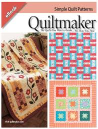 download your free simple quilt patterns ebook now