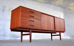 Heywood Wakefield Buffet Credenza by Select Modern Danish Modern Teak Credenza Buffet Sideboard Or