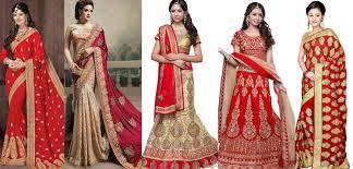 latest designer indian bridal dresses 2017 18 wedding collection