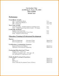 Sample Public Health Resume by 8 Cv Format Sample Pdf Cashier Resumes