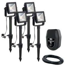 hton bay outdoor lighting replacement parts hton bay landscape lighting low voltage black outdoor integrated