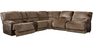 1 788 00 riverbrook coffee 6 pc power reclining sectional