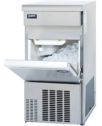 Cabinet Ice Maker Chuubou Rakuten Global Market Sim S2500 Panasonic Old Sanyo
