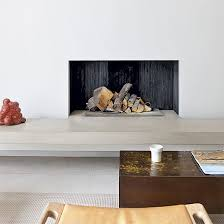 minimalist fireplace thedesignerpad thedesignerpad rooms to fall for 朴然