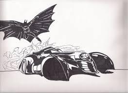 batman car drawing the batmobile by knightwingbk on deviantart