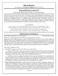 sample resume business data analyst resume example curriculum