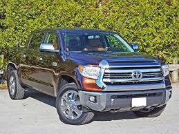 nissan tundra 2016 2016 toyota tundra 4x4 crewmax platinum 1794 edition road test