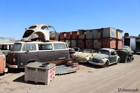 auto junkyard germany interstate vw junkyard california classiccult