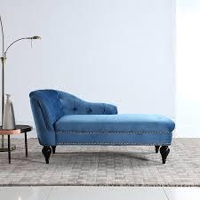 amazon com modern and elegant kid u0027s velvet chaise lounge for