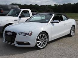 white audi a5 convertible white audi a5 in for sale used cars on buysellsearch
