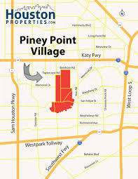 The Villages Florida Map Piney Point Village Houston Homes And Neighborhood Guide